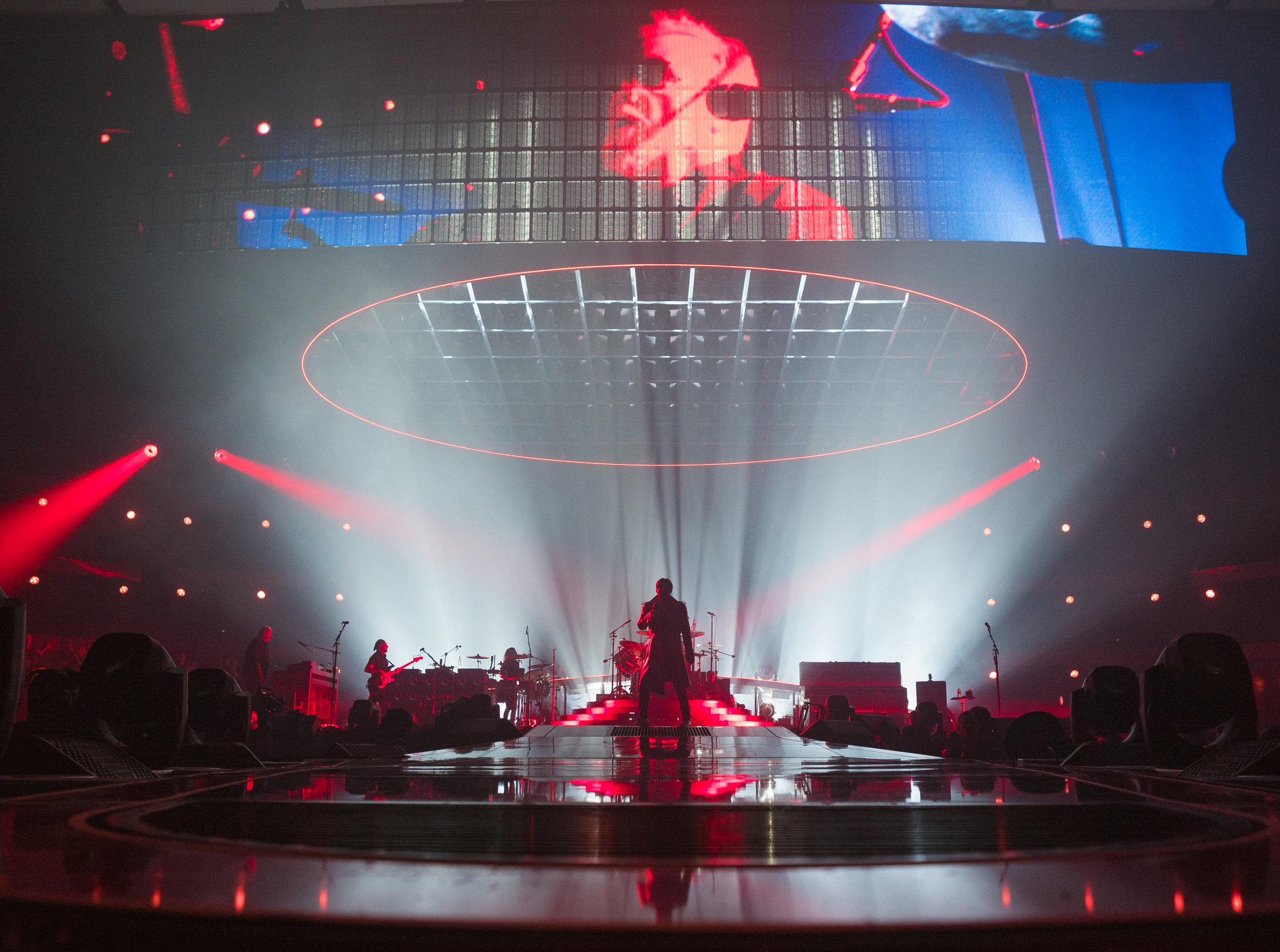 Queen + Adam Lambert at Las Vegas, 2018