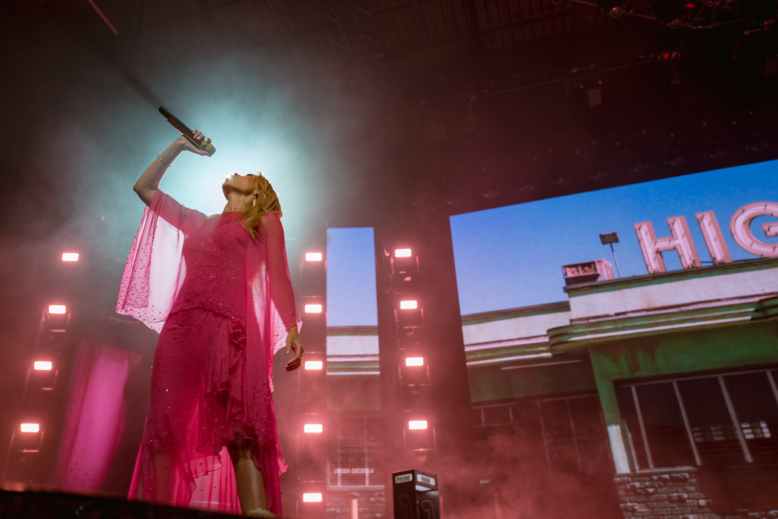 Kylie Minogue, Leeds, 2018