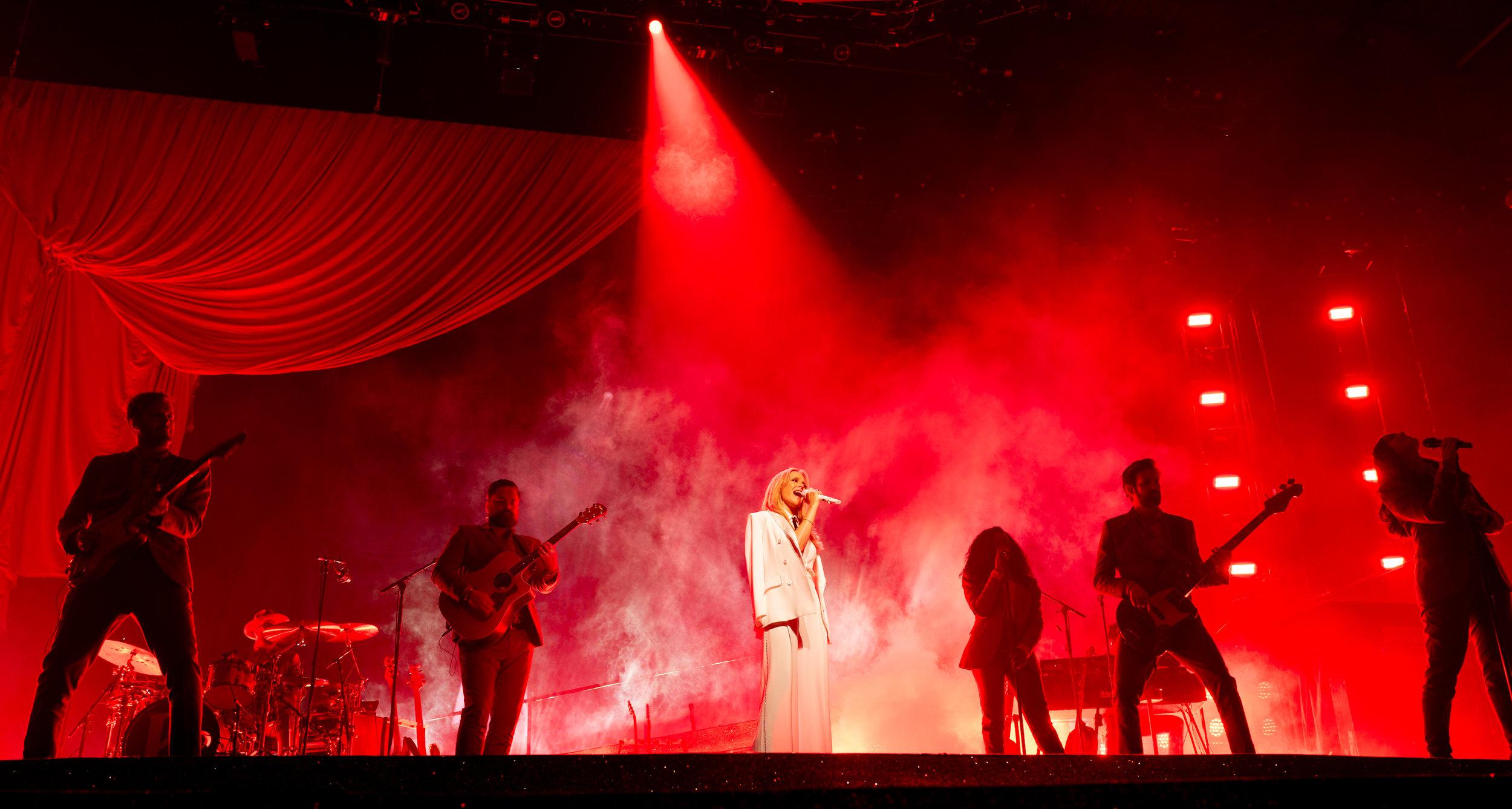 Kylie Minogue, Leeds, 2018
