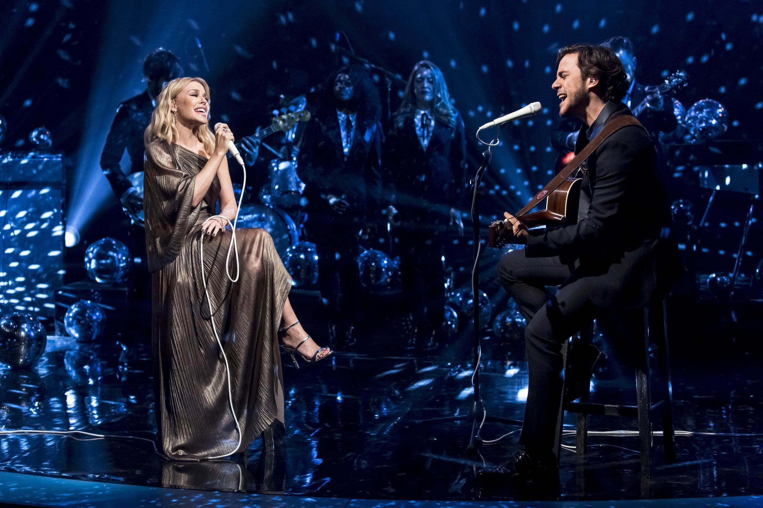 Kylie Minogue, Jonathan Ross, 2018