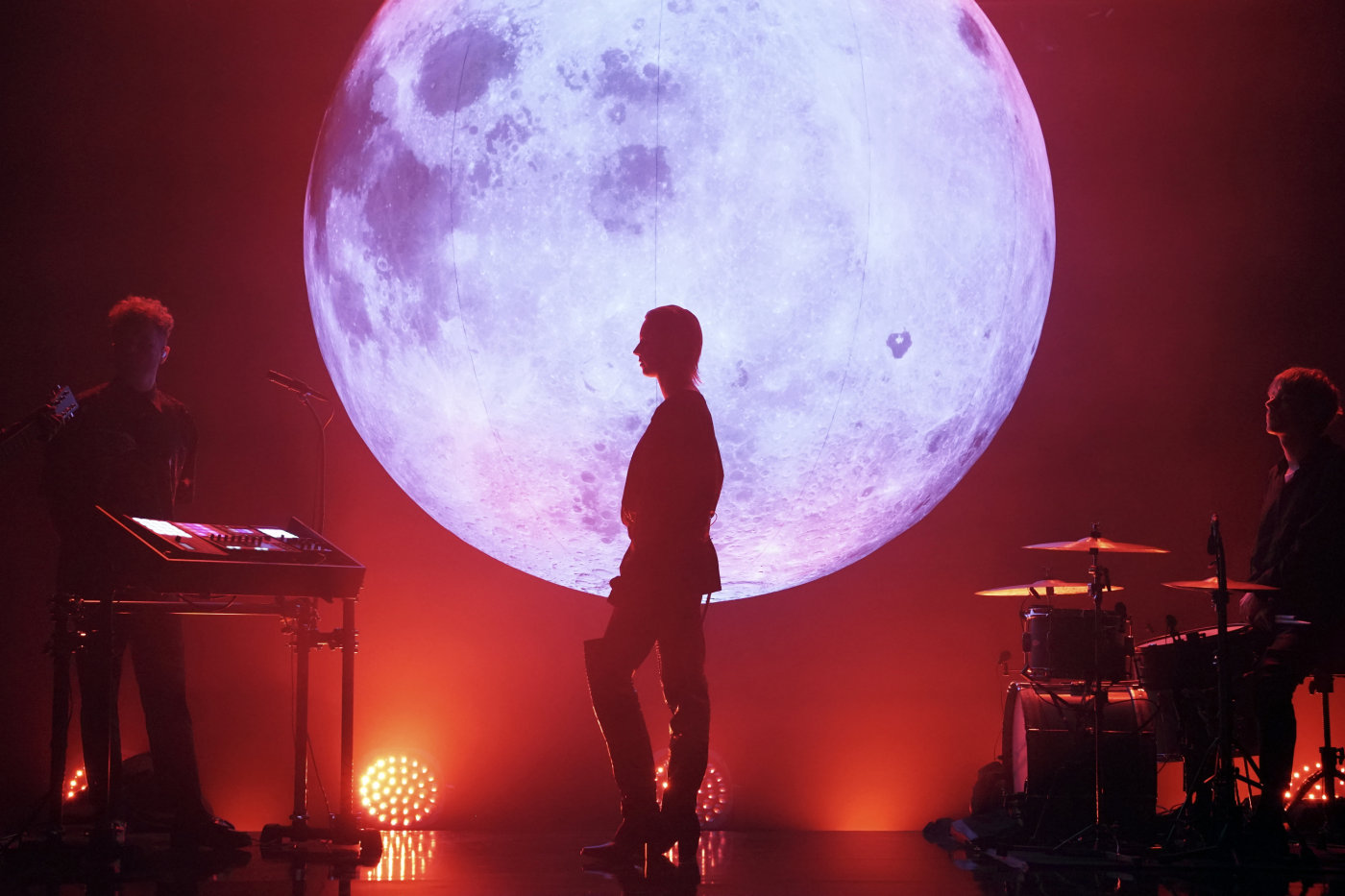 MØ, The Tonight Show starring Jimmy Fallon, 2019