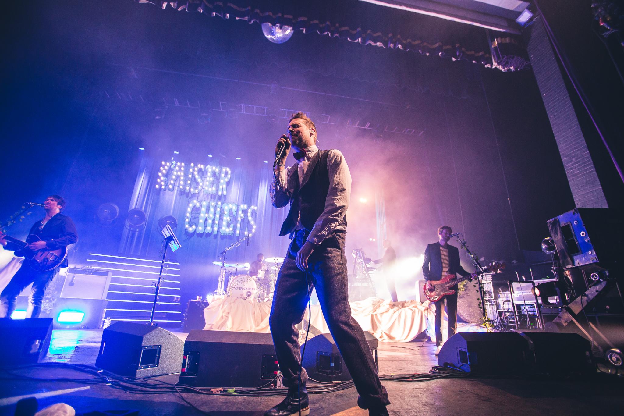 Kaiser Chiefs, Manchester, 2019