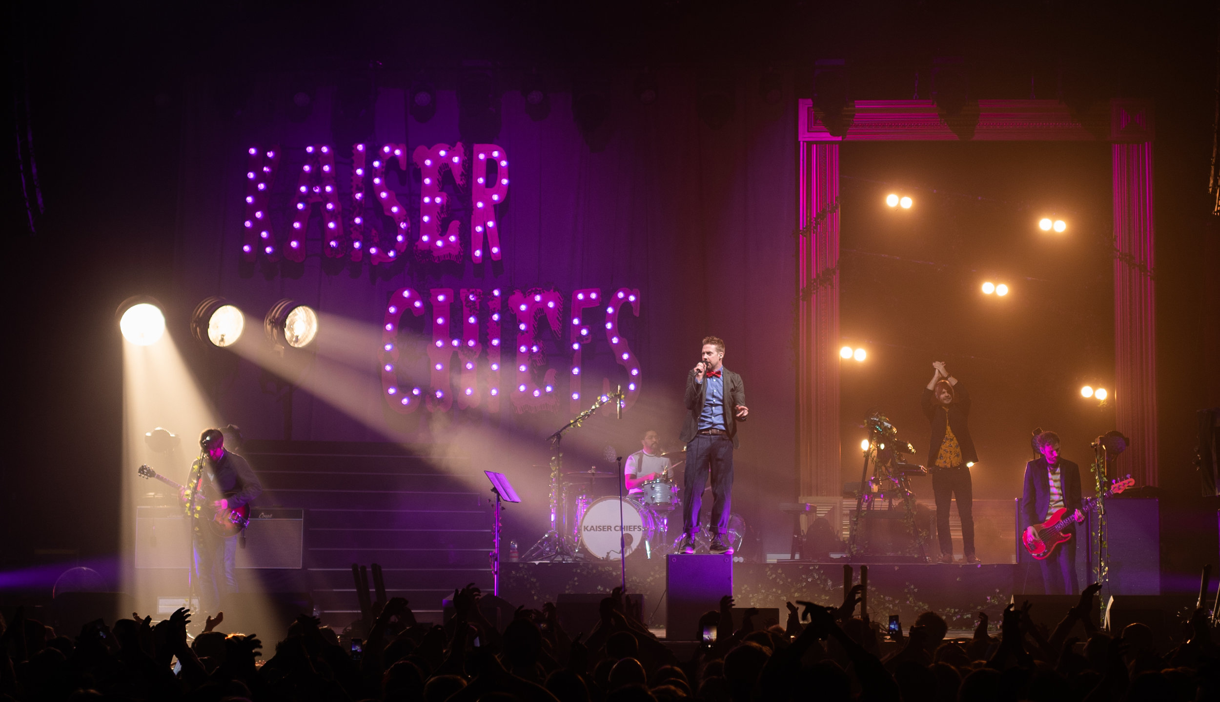 Kaiser Chiefs, Blackburn, 2019