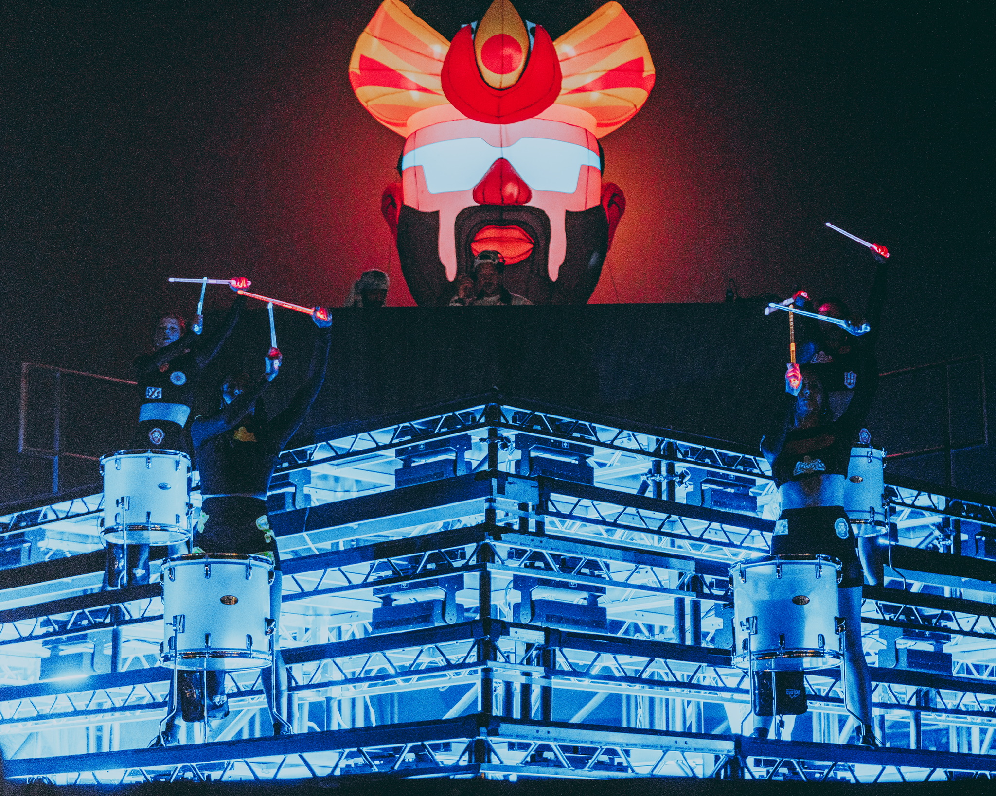 Major Lazer, New York, 2019