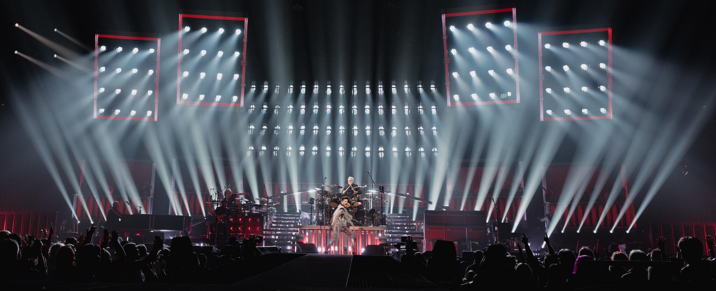 Queen + Adam Lambert, 2019