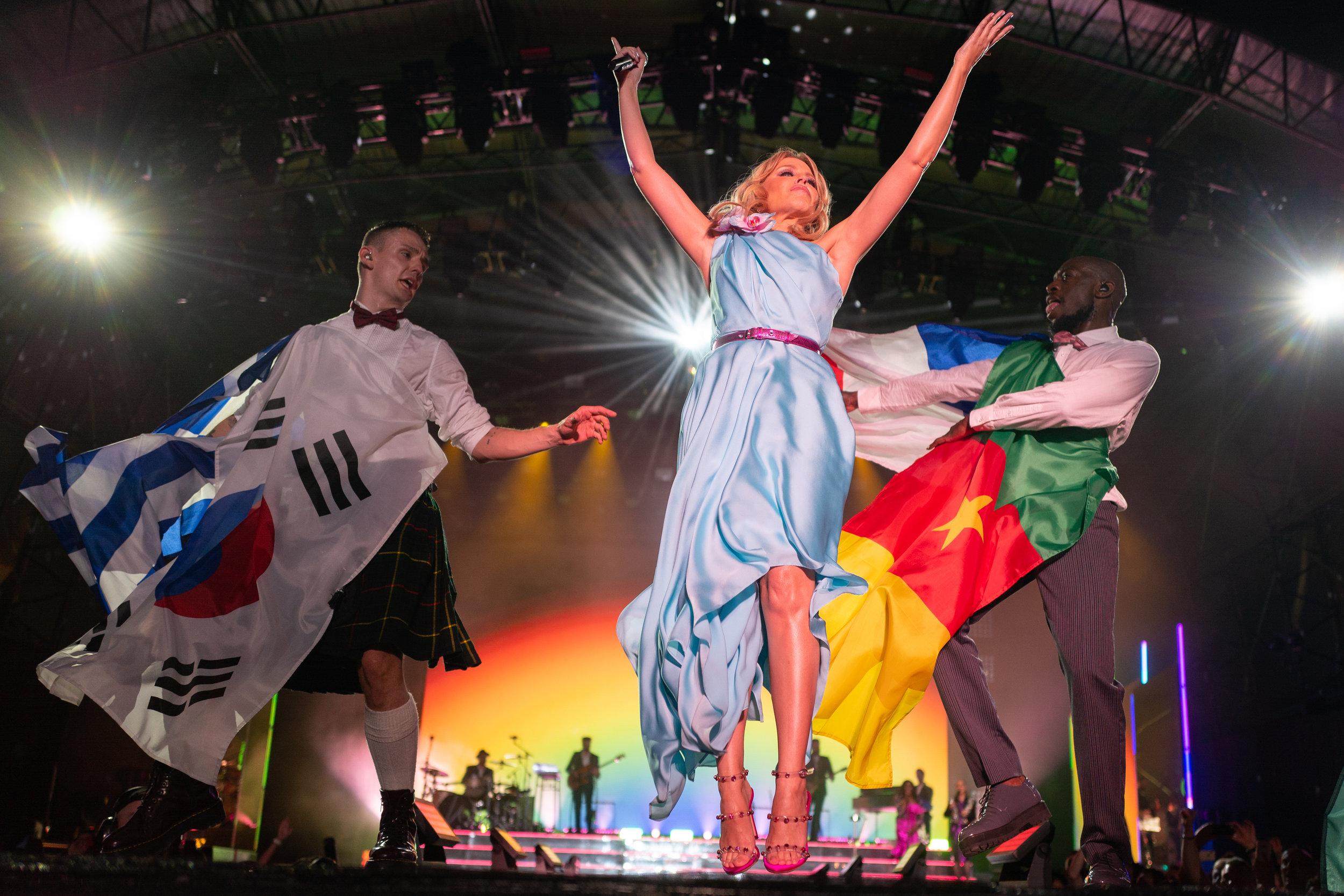 Kylie Minogue, Brighton Pride, 2019