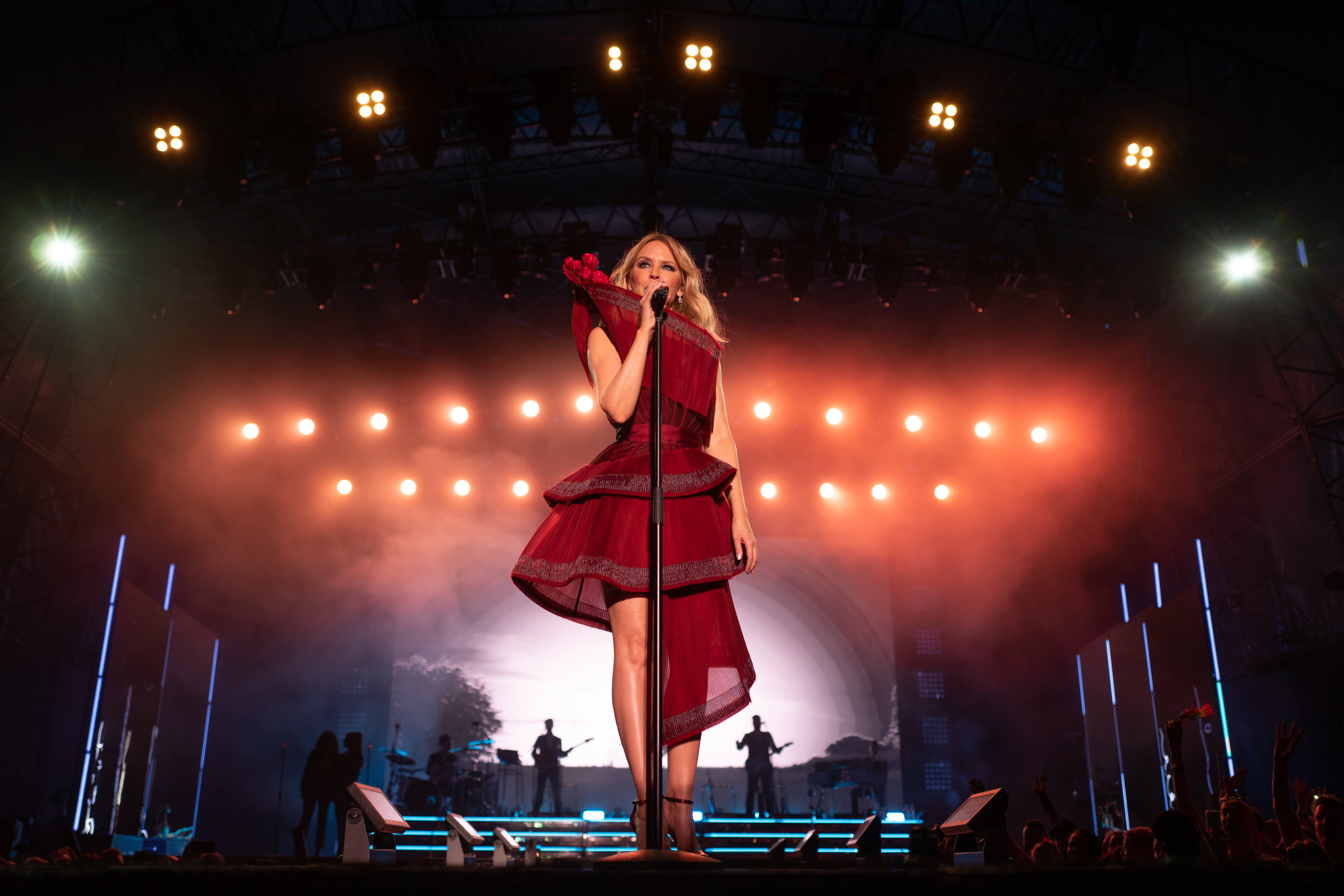 Kylie Minogue, Brighton Pride, 2019