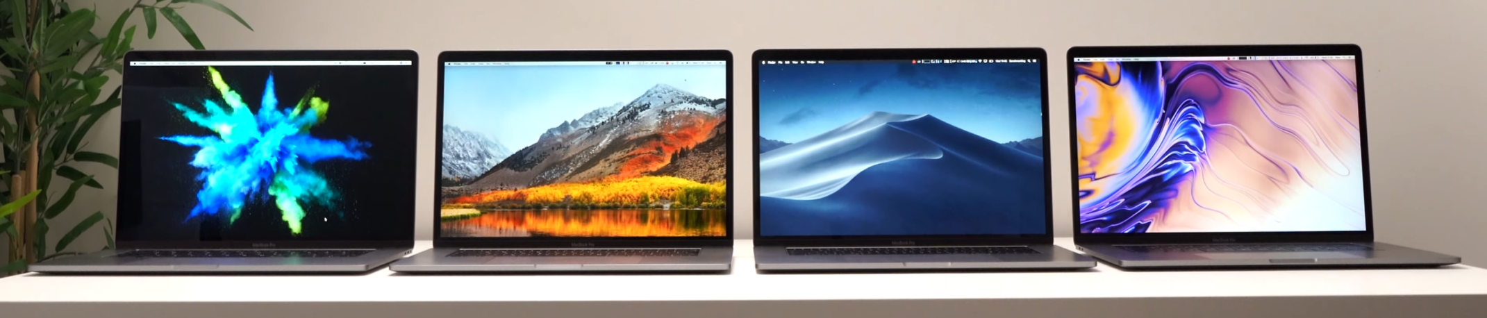 The 2019 Model hasn't changed in design since 2016