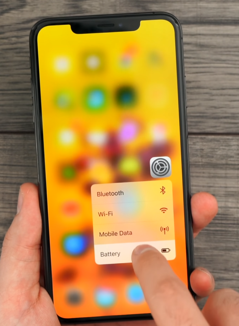 3D Touch Demo