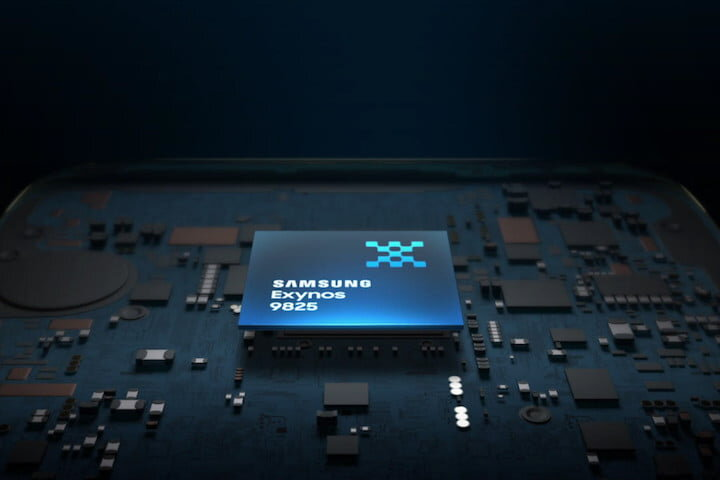 The Exynos 9825 chip is new to the Galaxy line, as the S10 came with the 9820 (Source: Digital Trends)