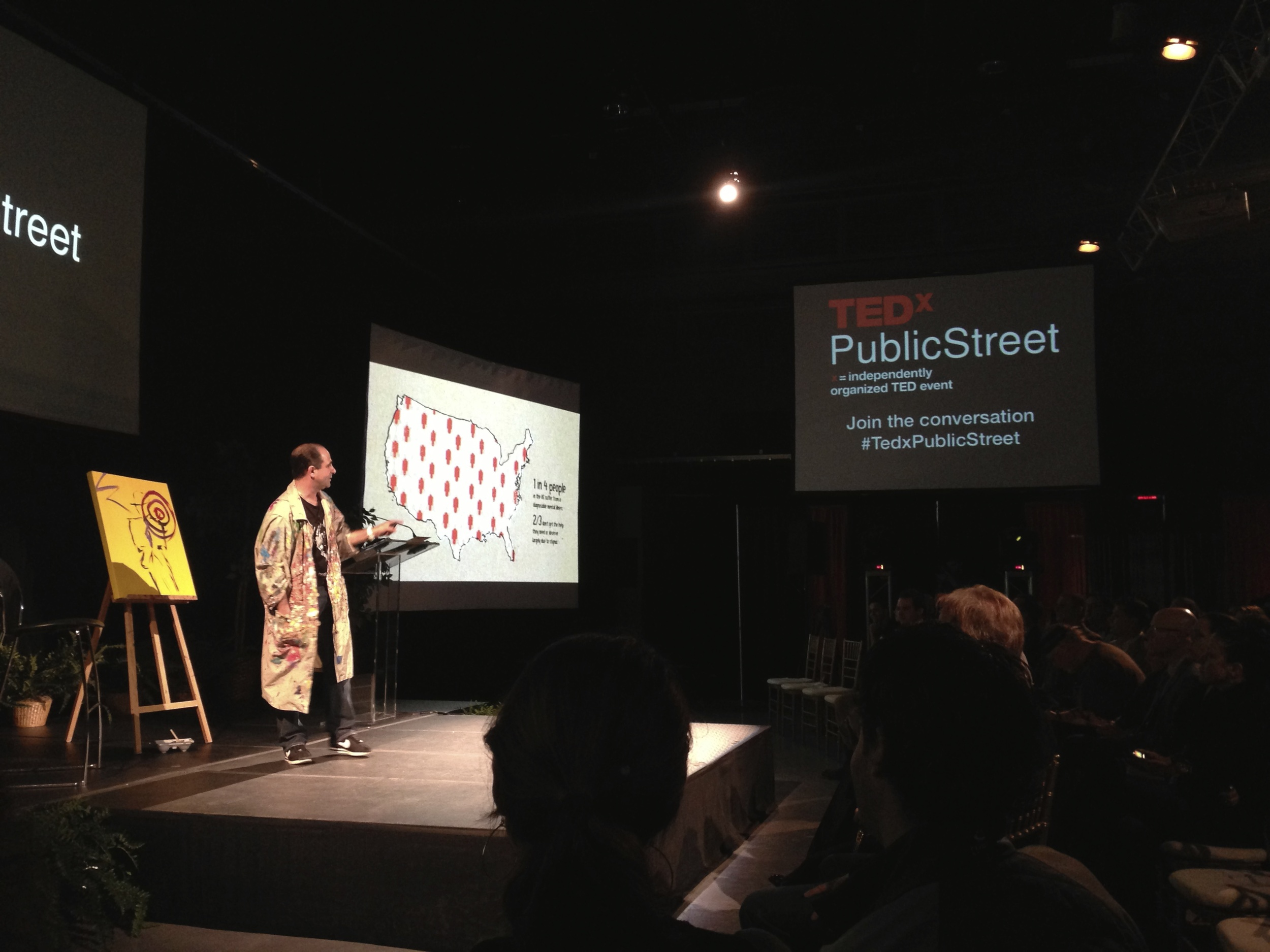 Founder Jeff Sparr's speech at TEDxPublicStreet in 2013