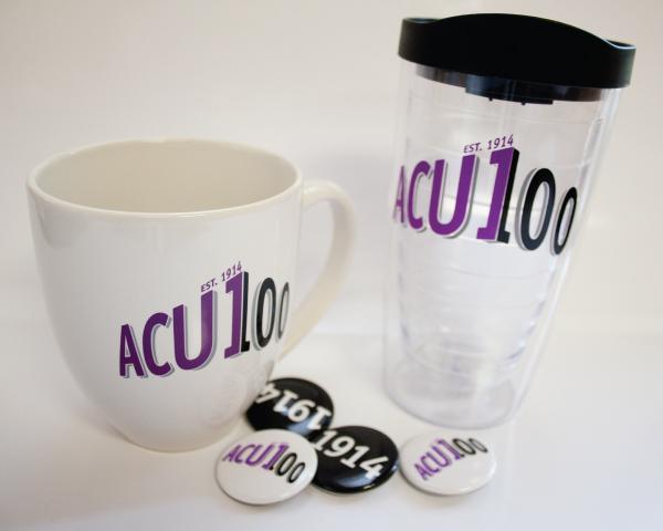 ACUI 100thAnniversaryPromotional Items