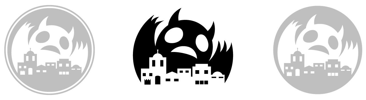 MonstroCity Alternate Logomarks