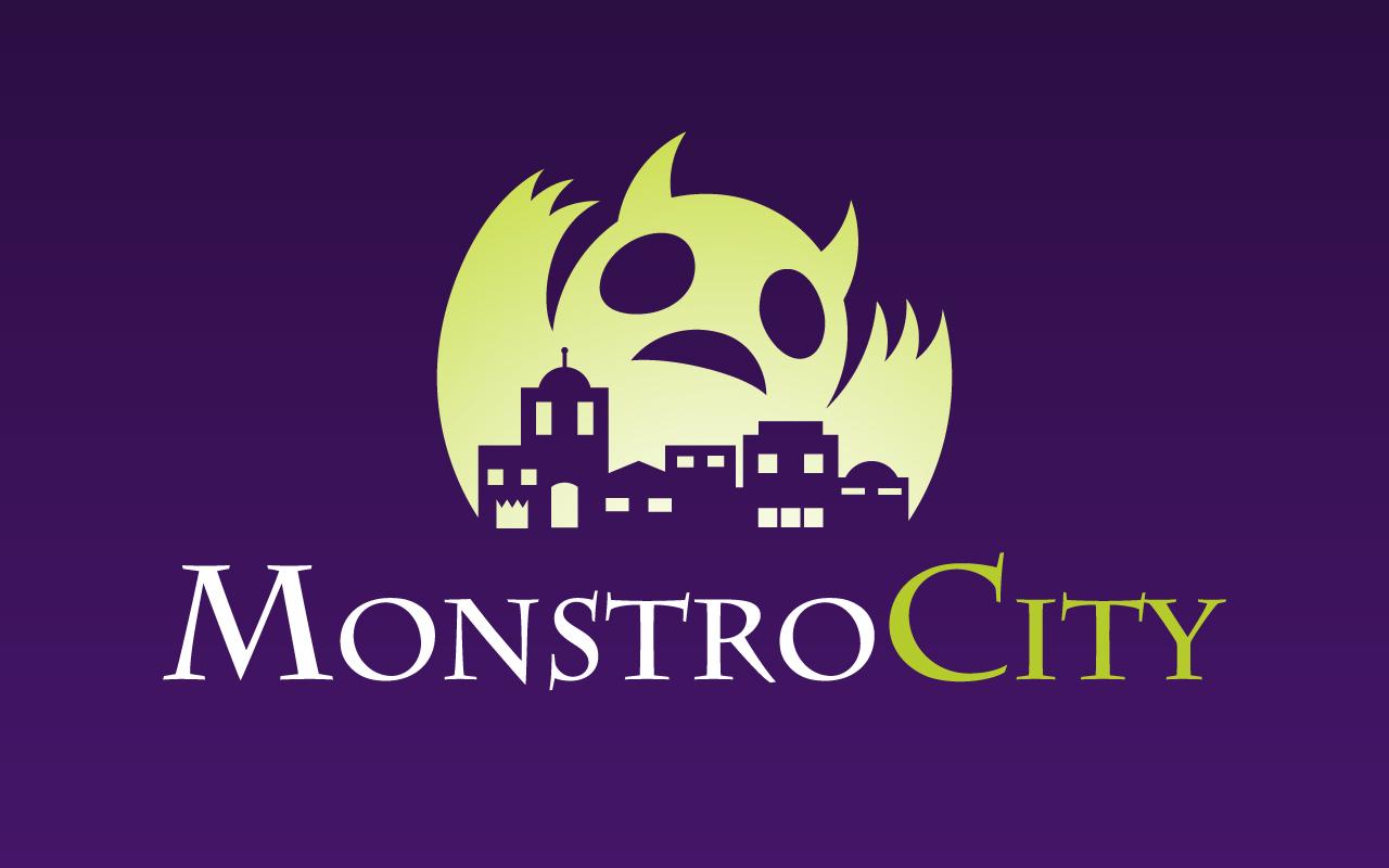 MonstroCity Brand Identity