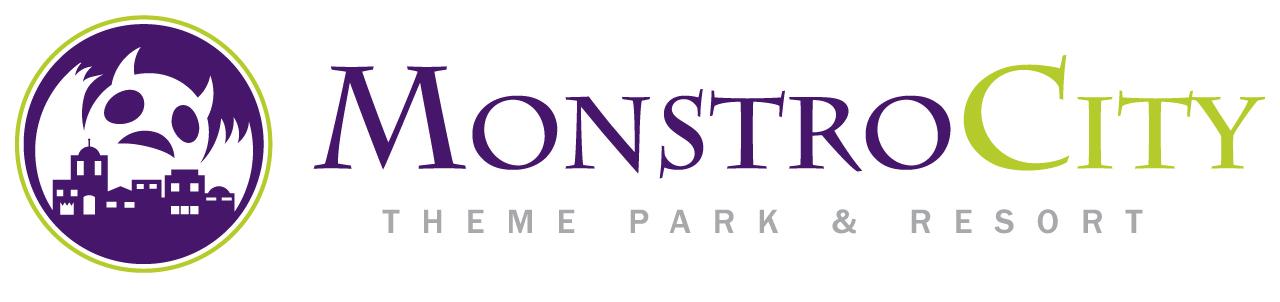 MonstroCity Logo Design