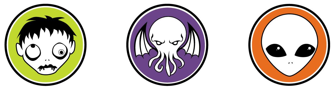 MonstroCity Icons
