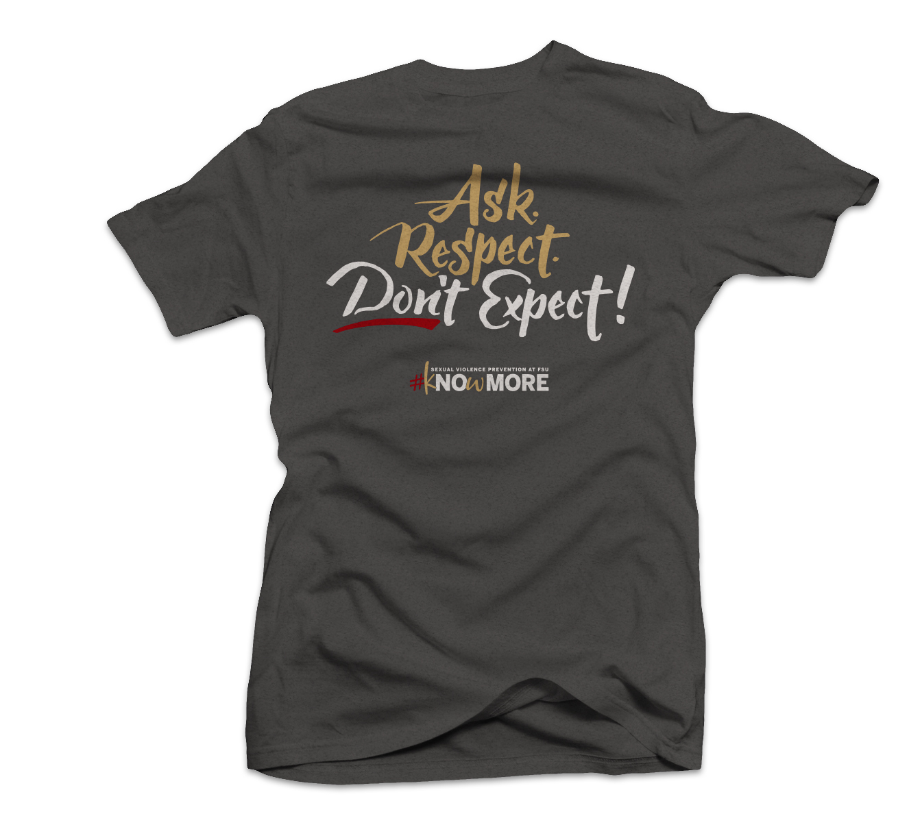 FSU Sexual Violence Prevention T-shirt