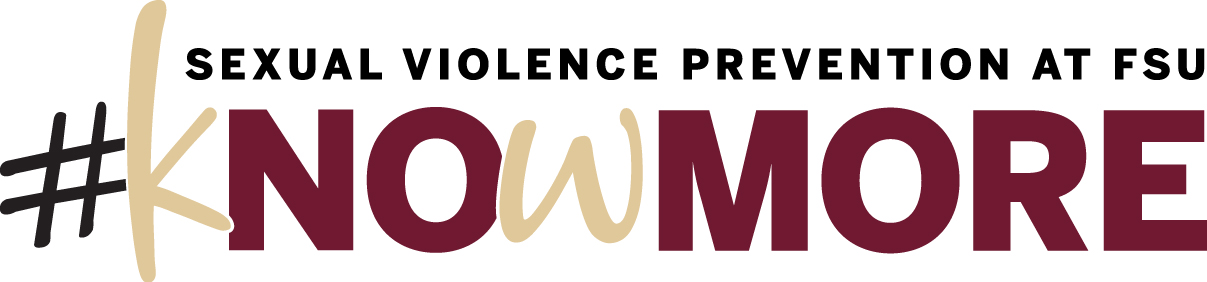 FSU Sexual Violence Prevention Logo