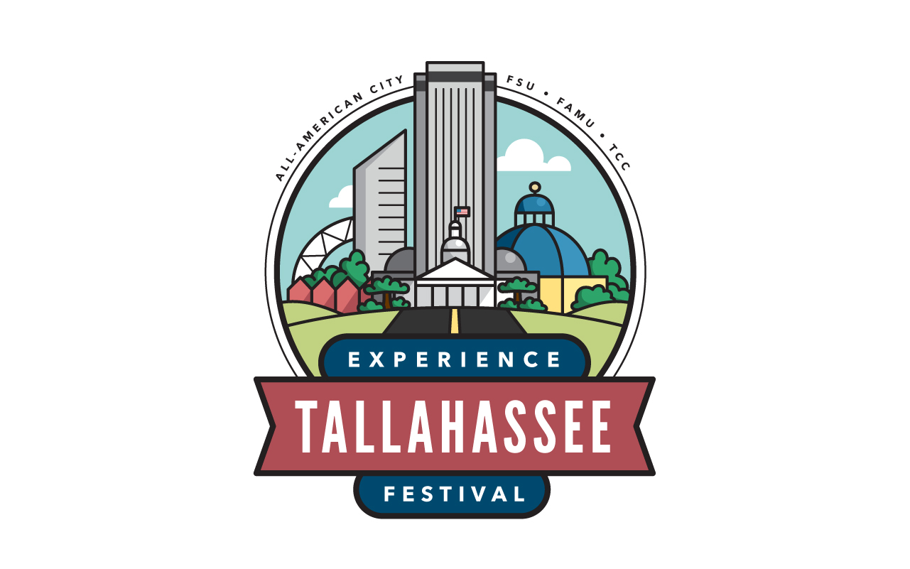 Experience Tallahassee Festival - Logo