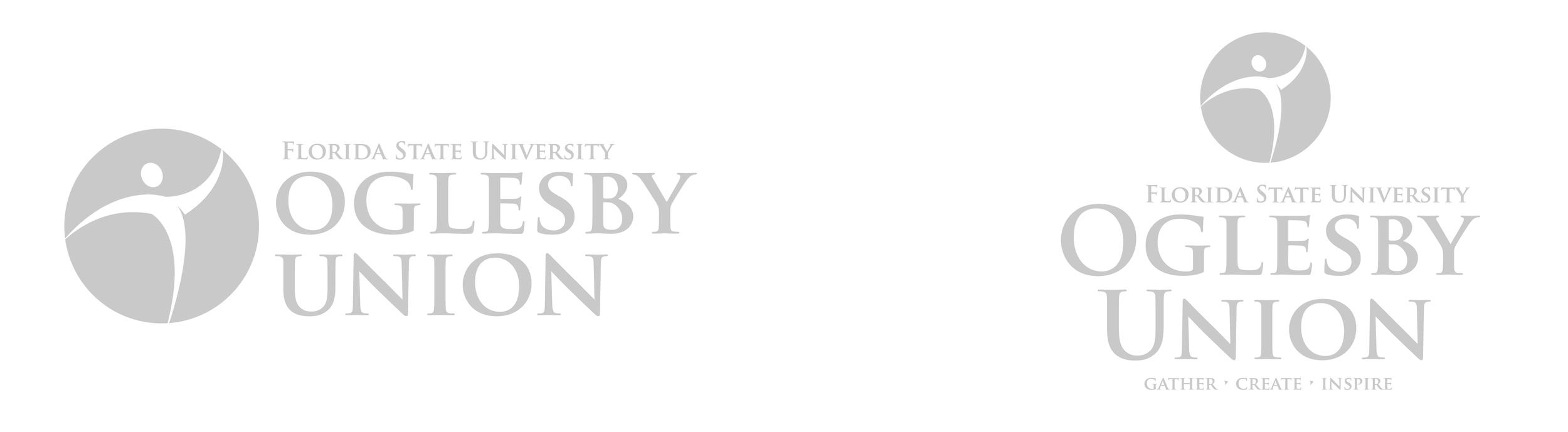 FSU OglesbyUnion -Alternate Logomarks