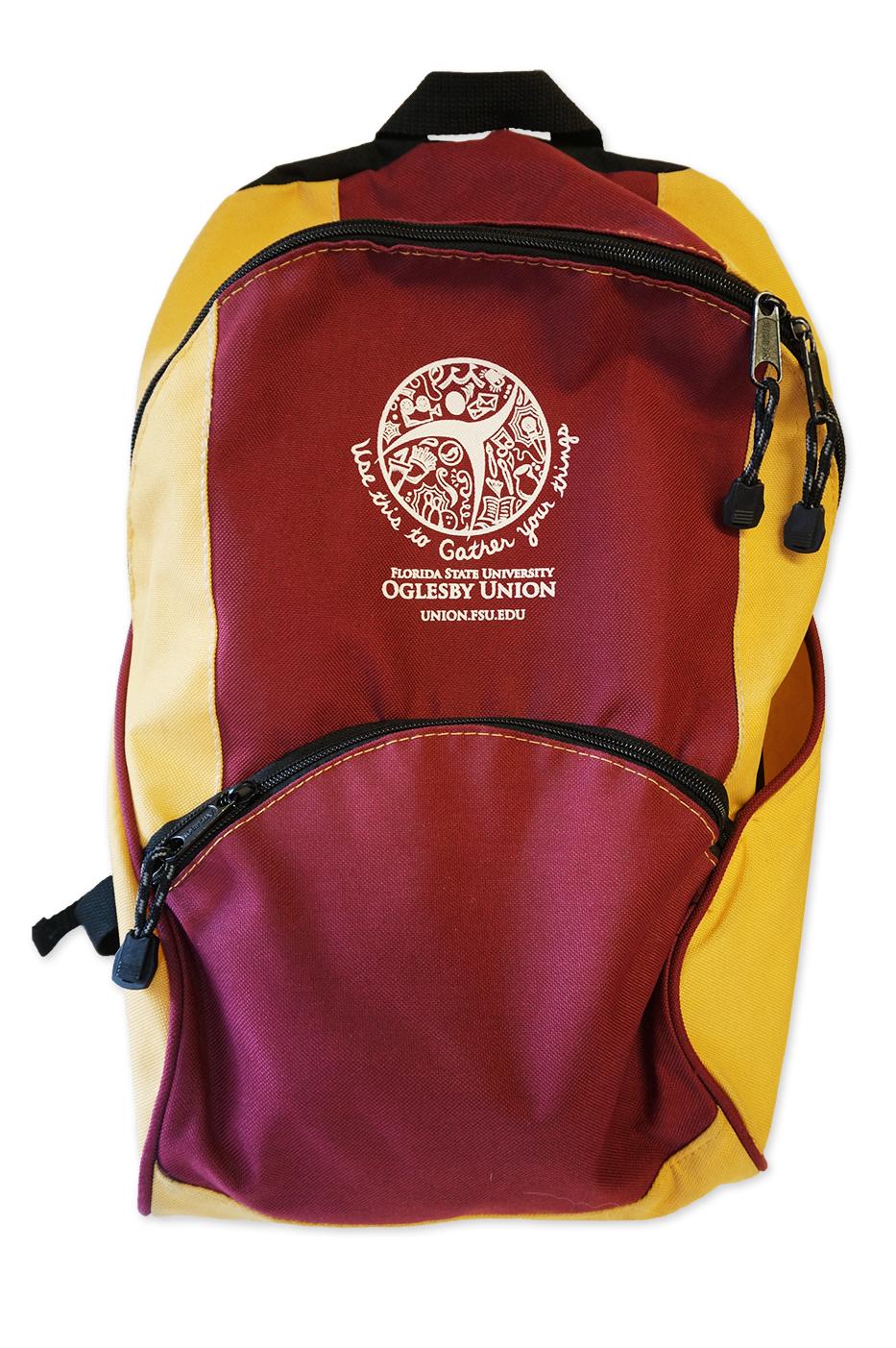 FSU Oglesby Union Backpack