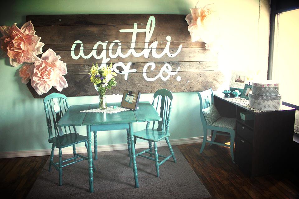 Agathi & Co. Headquarters @ 34 Elton St.