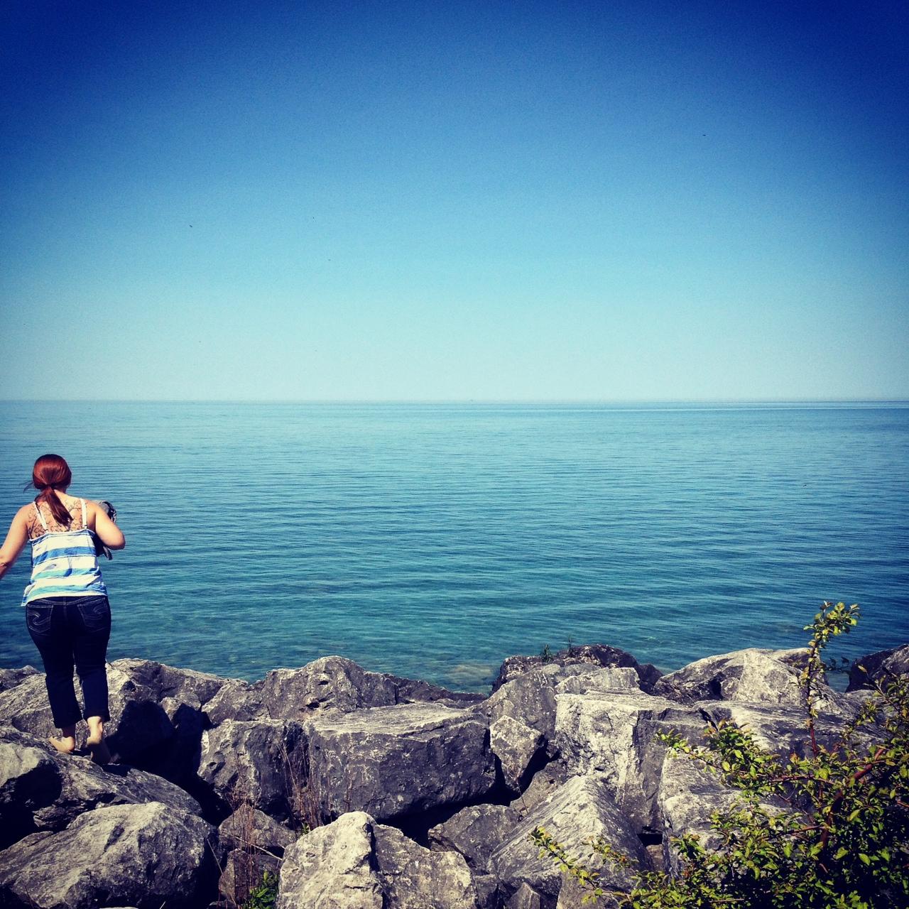 Port Elgin Break Wall