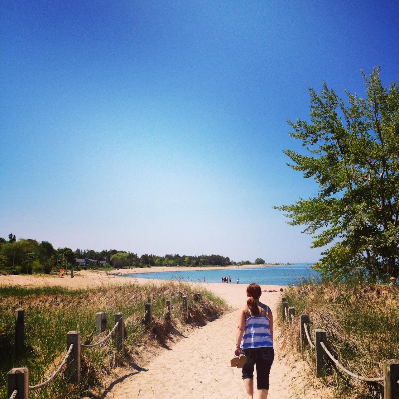 Southampton Beach...
