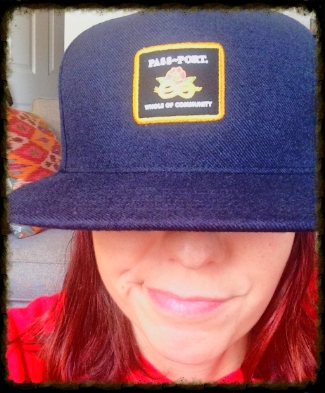 I bought this hat in Sydney for 94. It's a small Aussie-based skate brand.