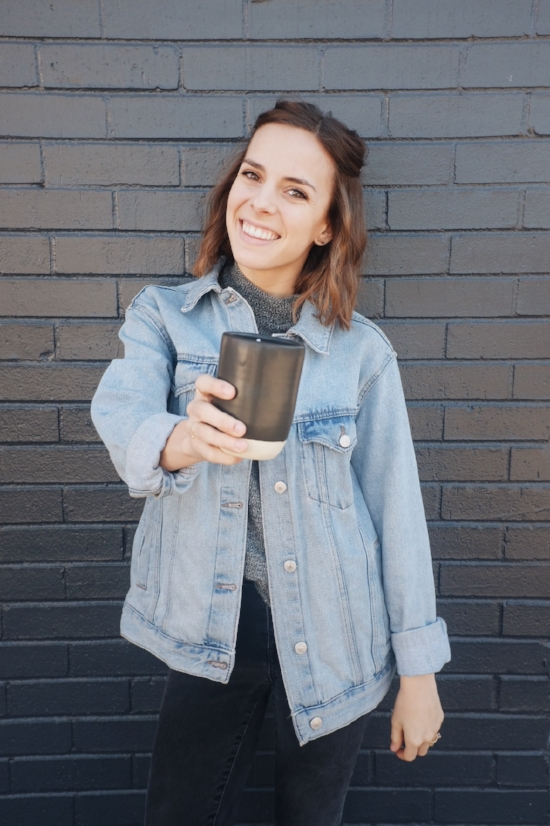 Katie Ortego   Q: What are you drinking today?  A:Almond Cortado on a good day, Bellocq's Lemongrass Tea when I'm feeling sneezy.  Q: Are you excited for the holidays? Any big plans?  A:Heck yes! I love that there are days set in place to help us wind down and just enjoy being with the people we love. Plus it's my first married Christmas, so cue all the sappy traditions etc.  Q: What's your favorite item that we are stocking at Chrome right now and why?  A:Norden's Big Sur Candle! It smells incredible. Plus, Big Sur is one of my fav places and that candle just nails the nostalgia.  Q: Any big items on your wish list?  A:Does an oatmeal cream pie from Chrome count?
