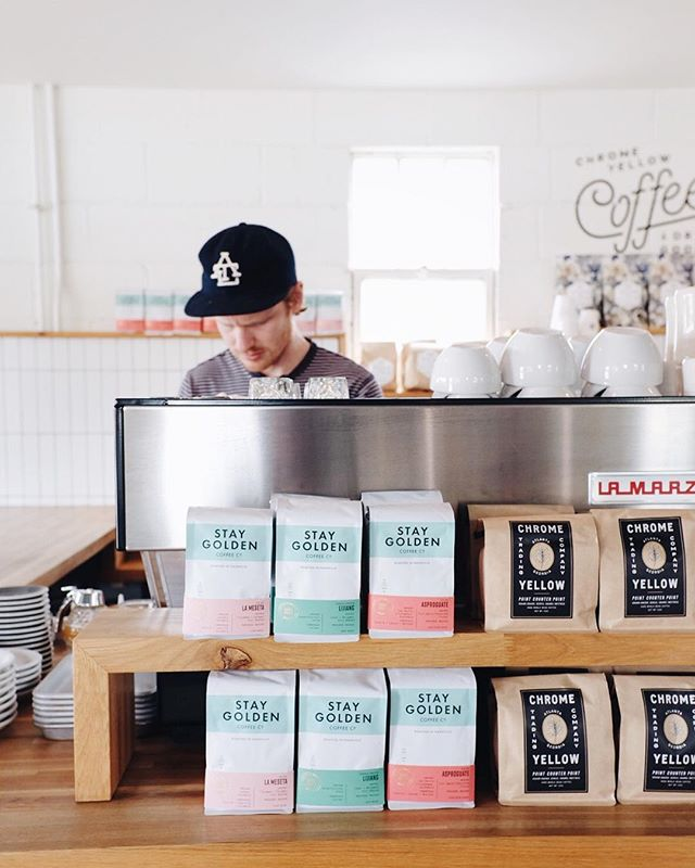 So much good coffee heading towards the weekend. Excited to feature Stay Golden from Nashville over the next few weeks. Come by for a cup before we drink it all ourselves.