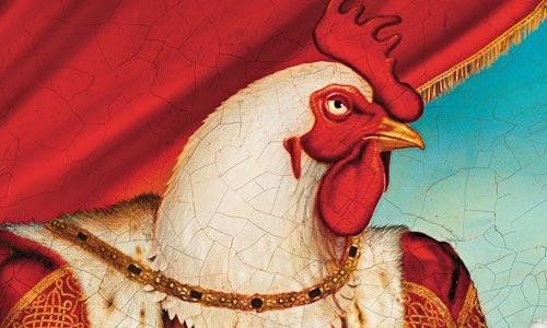 """Sacred Roman Chickens"" Image Credits; Tim O'Brian/   Smithsonian Mag"