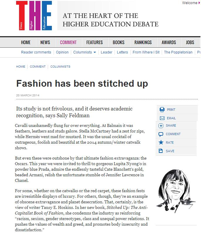 http://www.timeshighereducation.co.uk/comment/columnists/fashion-has-been-stitched-up/2012111.article