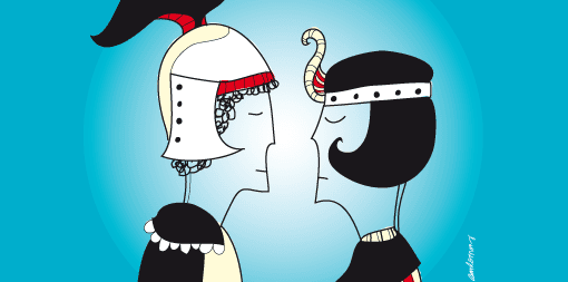Image from http://nfs.sparknotes.com/antony-and-cleopatra/.