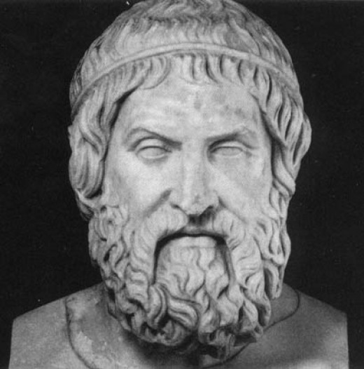 Aeschylus was a playwright in late 6th / early 5th century BCE Greece.
