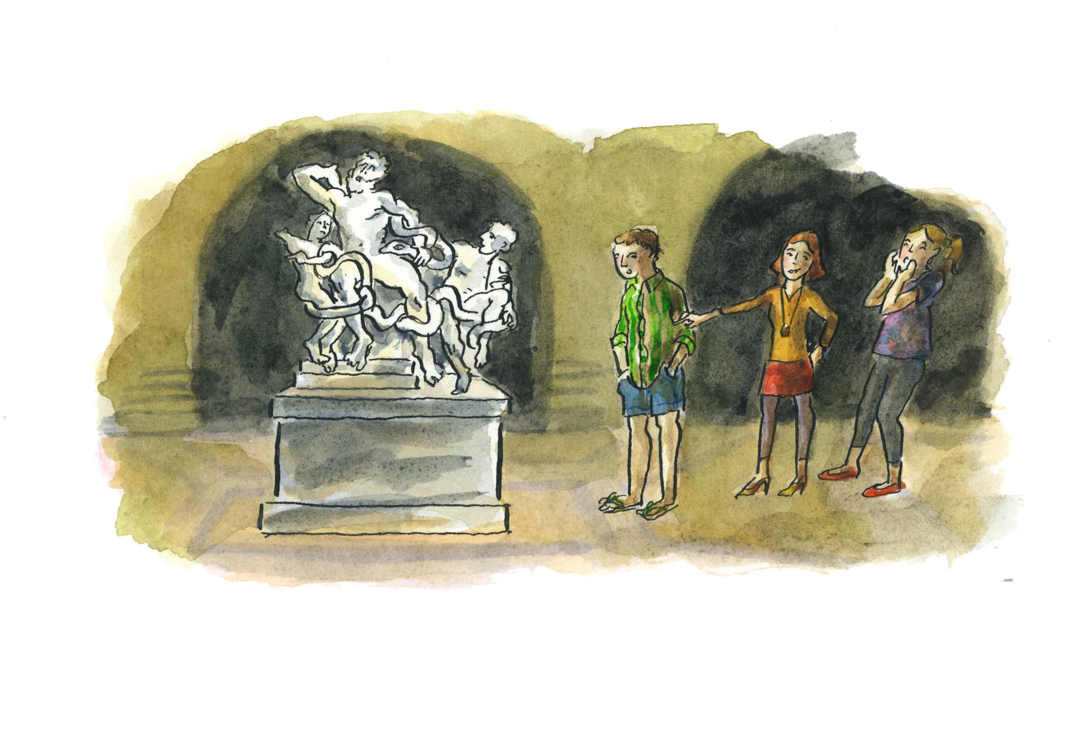 meredith calder website drawing of lacoon2.jpg