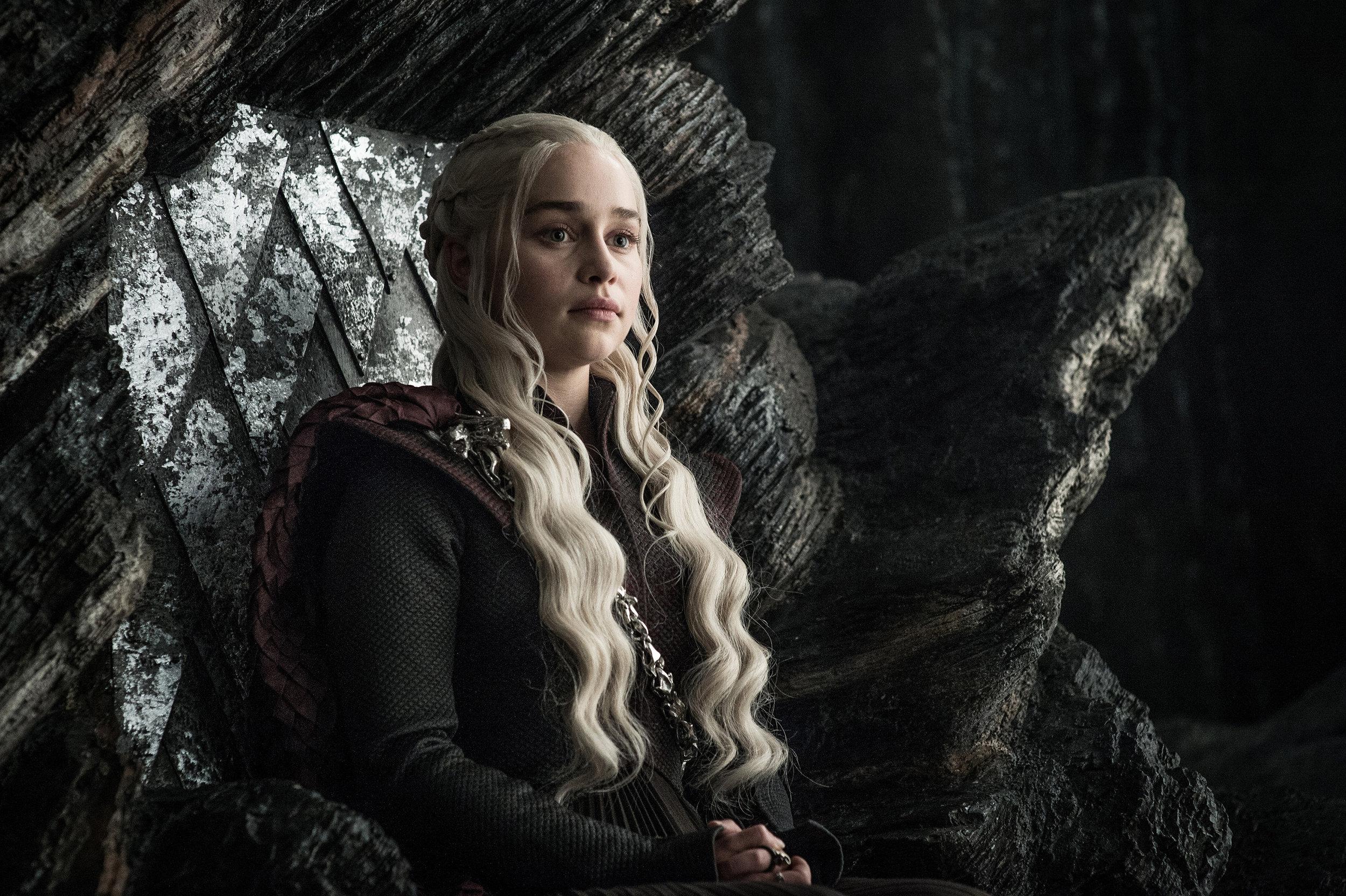 Daenerys Targaryen, would-be Queen of the Seven Kingdoms