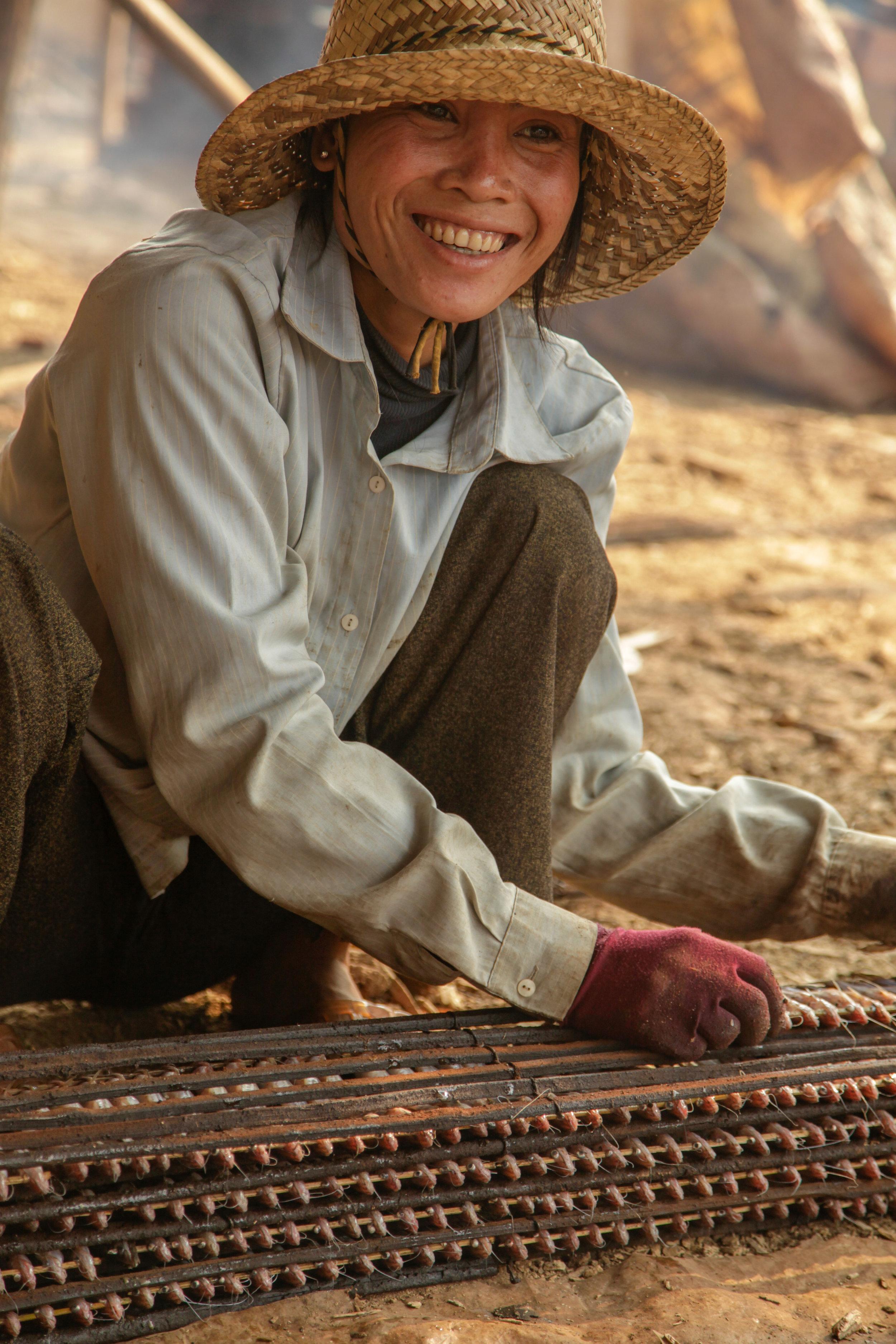 Smiling Faces of Cambodia