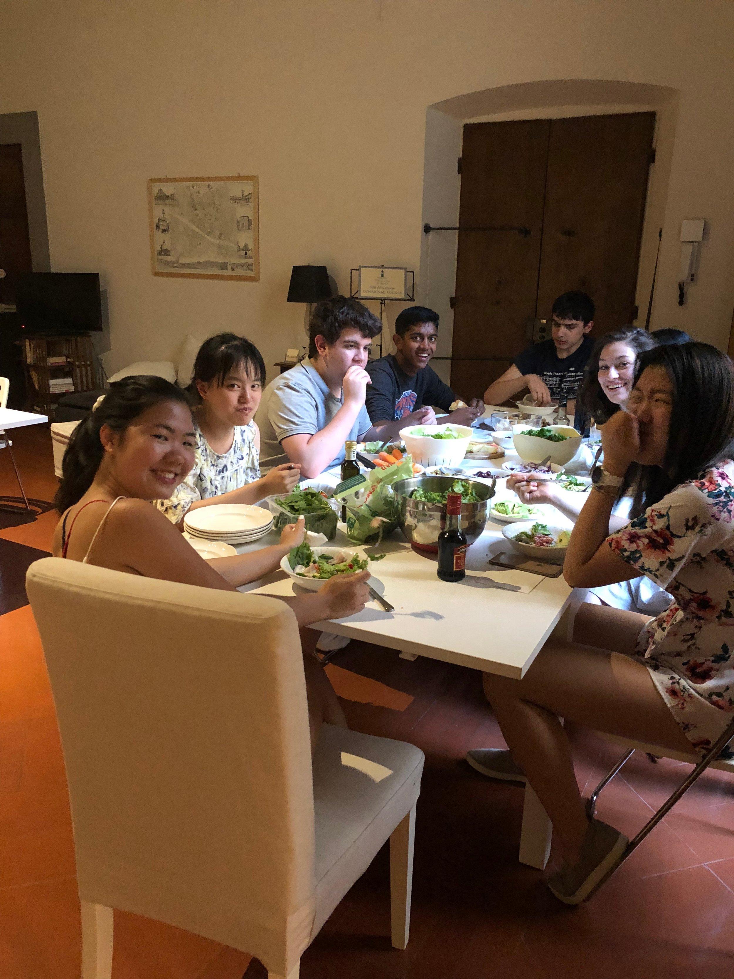 Dinner at Santo Spirito Flo 2.jpg