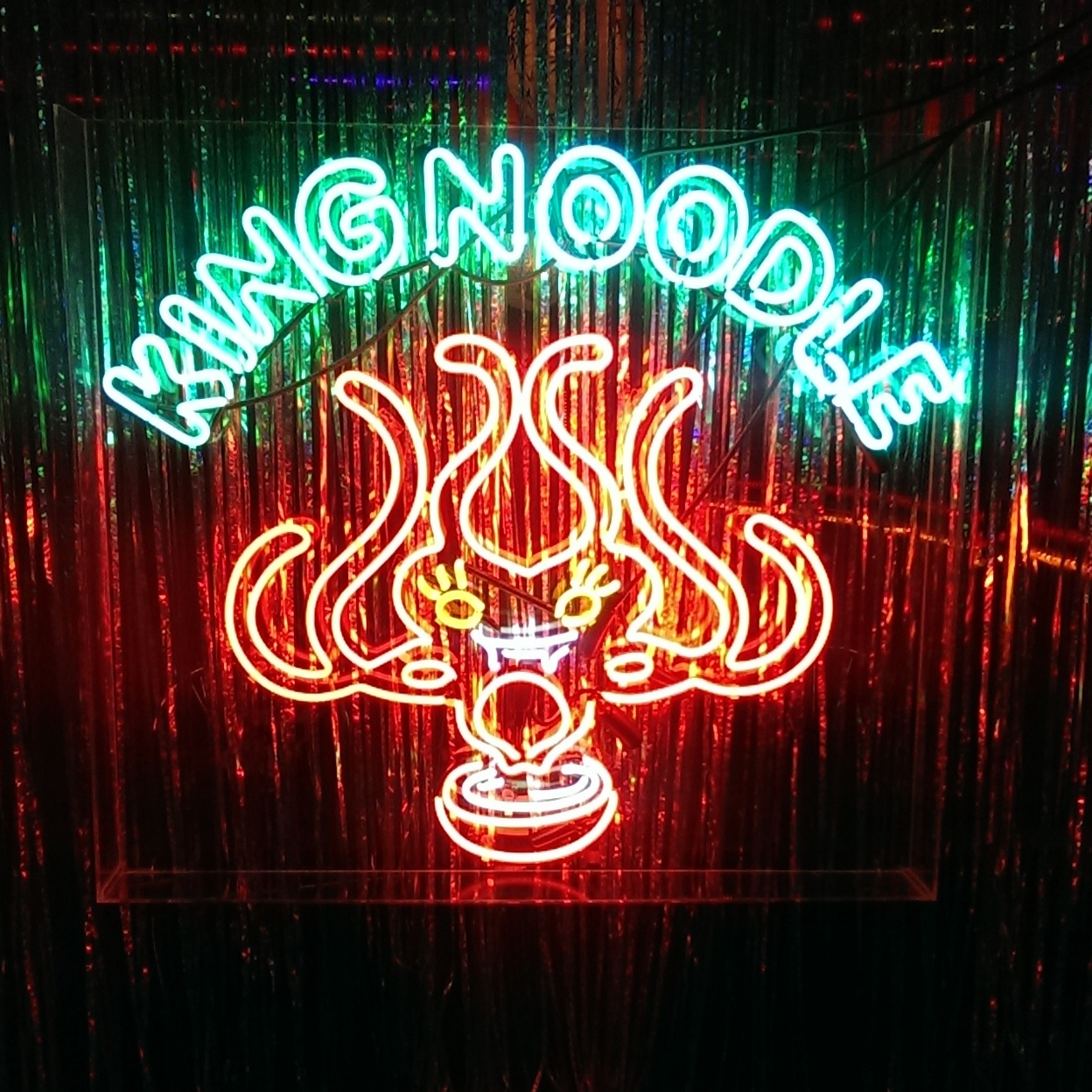 King Noodle   Neon Sign