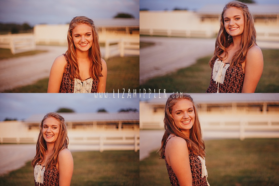 pose ideas for high school senior session