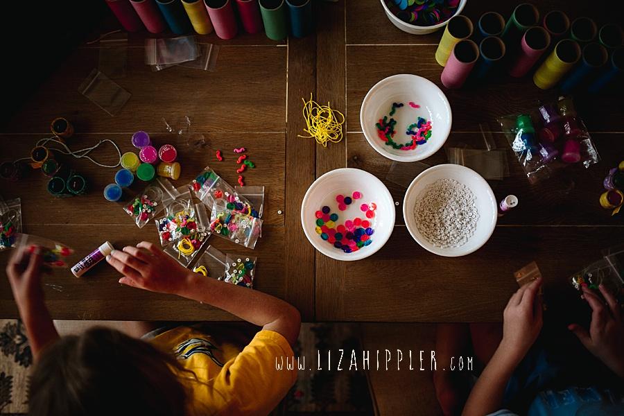 third grade market day crafts