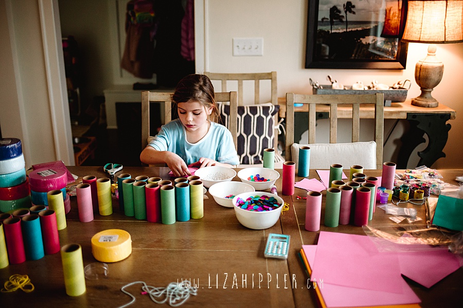 crafting for market day