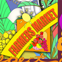"""The Farmers Market has been alive since 1990  and serves as a """"get-together"""" place for locals to keep in touch. listen to local music and buy fresh fruits, vegetables, and delicacies. It's held every Wednesday from 4-8pm on Newport Street."""