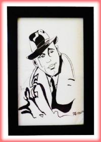 Humphrey Bogart ( PR Man ).