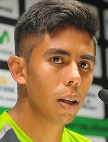 Nestor Calderon, Mexican, Toluca FC