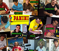 2014 Panini FIFA World Cup Collection