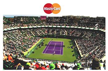 Sony Open Tournament Master Card Sponsorship