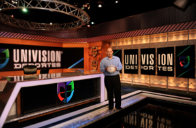 Univision Deportes Studio, Doral, Florida