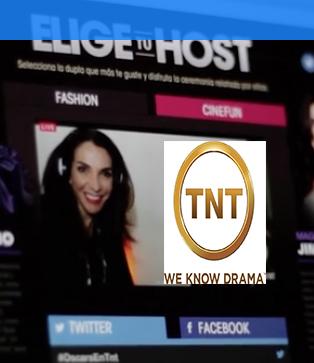 TNT Turner, Elige tu Host, Maggie Jimenez